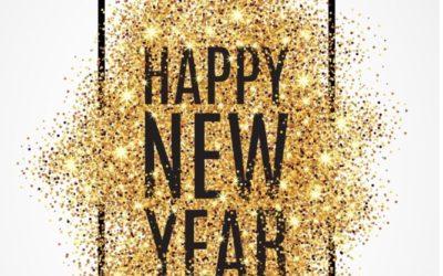 HAPPY NEW YEAR : 2018