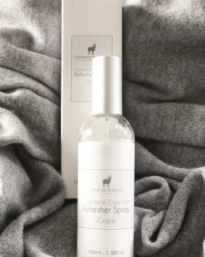 Cashmere Care Mist by Catherine Robinson