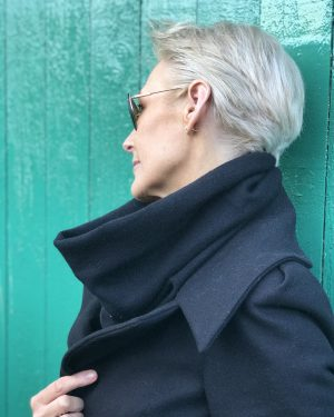 Cashmere Snood - Black