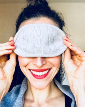 Cashmere Eye Masks