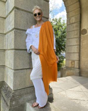 Oversized Cashmere & Silk Wraps